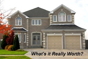 Appraisals and Home Inspection